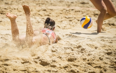 6 things no one tells you about being a pro beach volleyball player