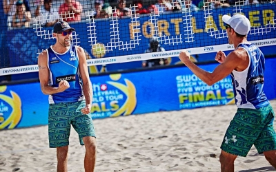 Beach Volleyball in 2015 says goodbye in Qatar – FIVB Doha Open