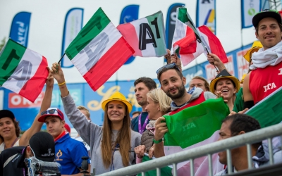 Why Italians Just Own Beach Volleyball