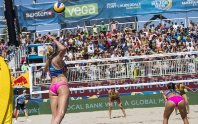 Which beach volleyball move are you?