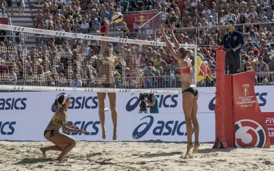 Brazilian reigning champions crash out in Vienna